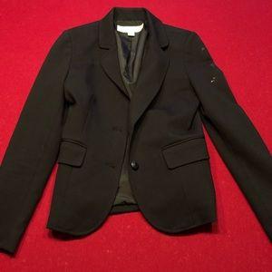 Black blazer from Boston Proper
